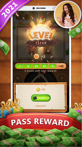 Lucky word cookies modavailable screenshots 6