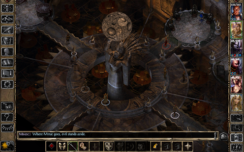Baldur's Gate II - Screenshot 23