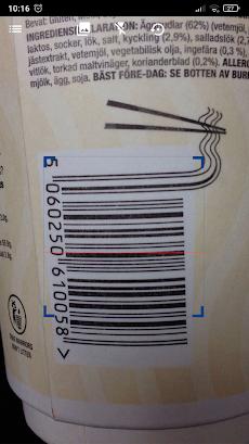 QR Code Scannerのおすすめ画像2