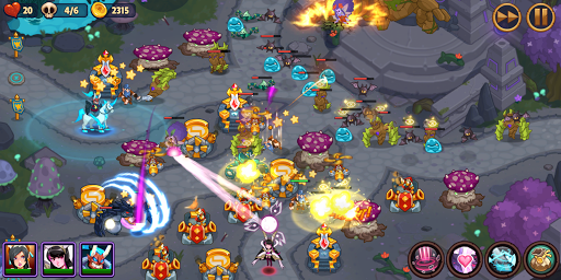 Realm Defense: Epic Tower Defense Strategy Game 2.6.4 Screenshots 7