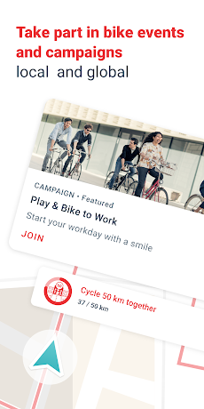 Bike Citizens - Cycling App: Cycle Maps & GPSのおすすめ画像4