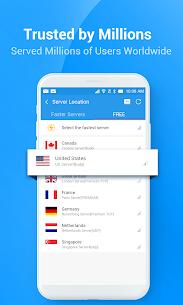 افضل تطبيق في بي ان APK مجاني للاندرويد VPN 4