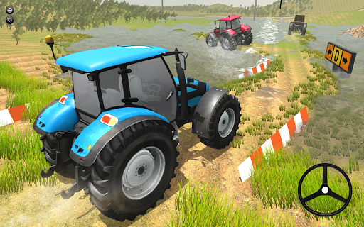 Tractor Racing 1.0.6 screenshots 2