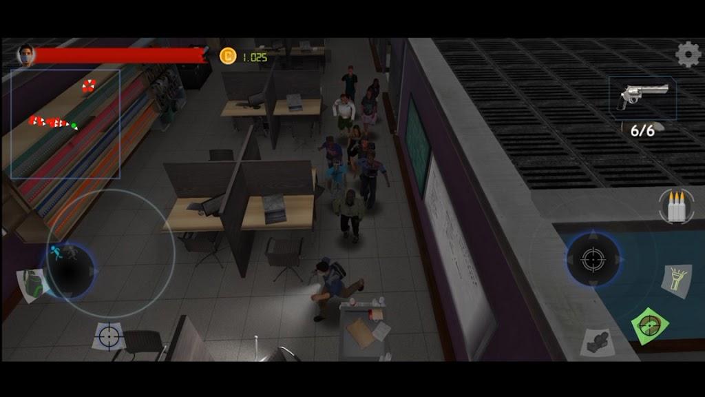 Zombie Game: Disease Of Hazard  poster 16