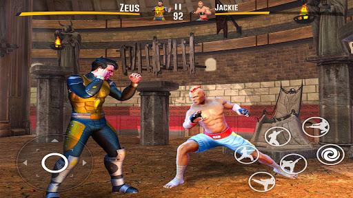 Kung fu fight karate Games: PvP GYM fighting Games  screenshots 12
