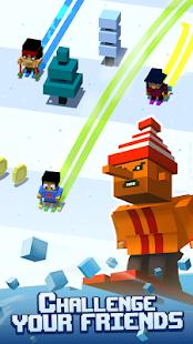 Crossy Snow: Avalanche!