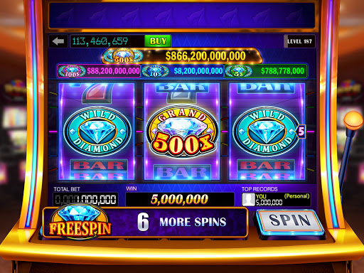 Classic Slots-Free Casino Games & Slot Machines Apkfinish screenshots 17