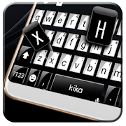 Classic Business Black Keyboard Theme