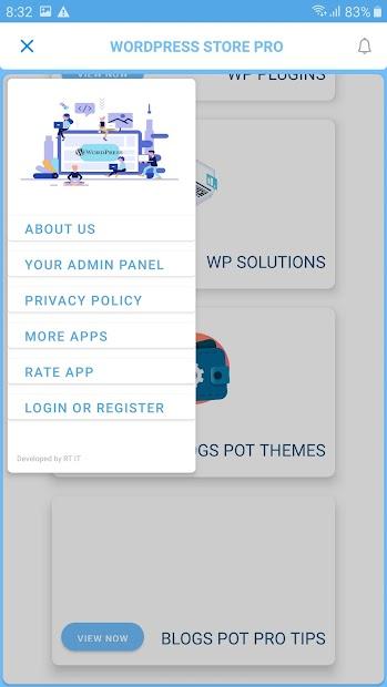 WordPress Store Pro screenshot 5