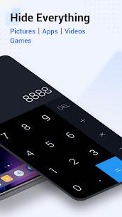 Hidex Mod Apk , Calculator Photo Vault Hider Mod Apk 4