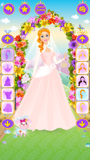 Wedding Dress Up - Bride makeover  screenshots 11