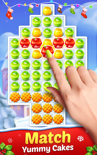 Cake Smash Mania - Swap and Match 3 Puzzle Game  screenshots 18