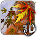 Autumn Leaves in HD Gyro 3D Parallax Wallpaper