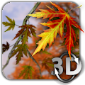 Autumn Leaves in HD Gyro 3D Parallax Wallpaper APK