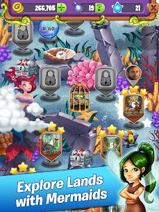 Mahjong  Mermaid Quest For Pc – Free Download In Windows 7/8/10 And Mac Os 2