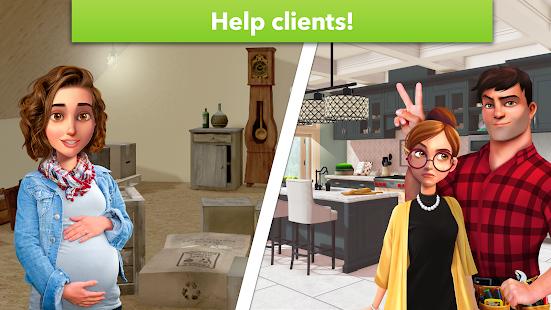 Home Design Makeover - Screenshot 8
