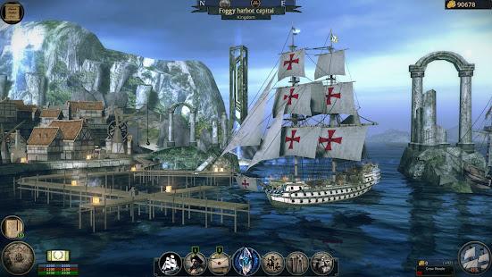 Pirates Flag: Caribbean Action RPG 1.6.1 screenshots 1