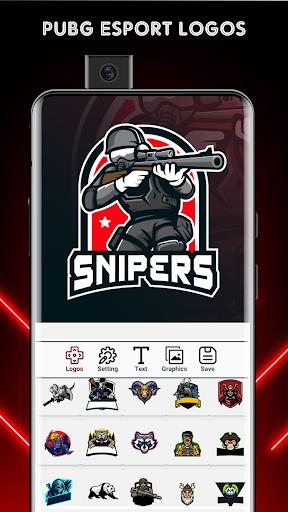 Logo Esport Maker | Create Gaming Logo Maker  Screenshots 5