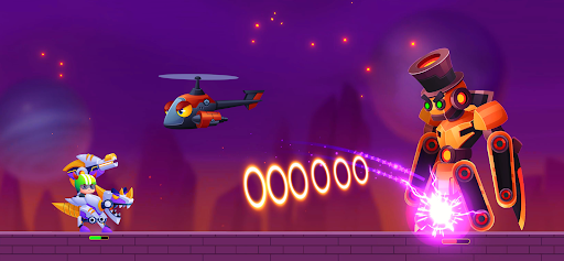 Crash of Robot apkpoly screenshots 7
