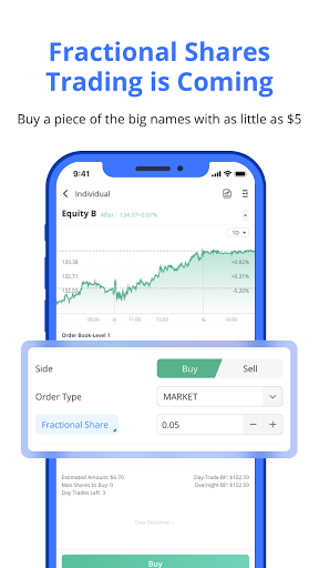 Webull: Investing & Trading. All Commission Free screenshots 3