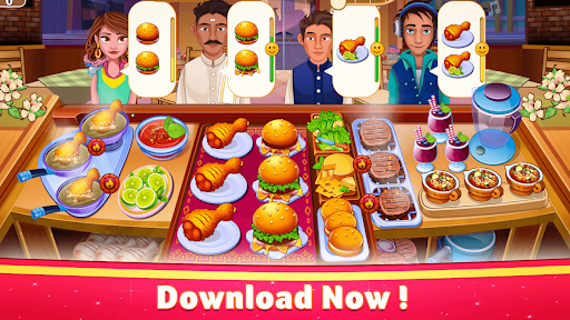 Indian Cooking Star: Chef Restaurant Cooking Games 2.5.9 screenshots 3