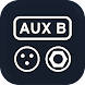 AUX B - Androidアプリ