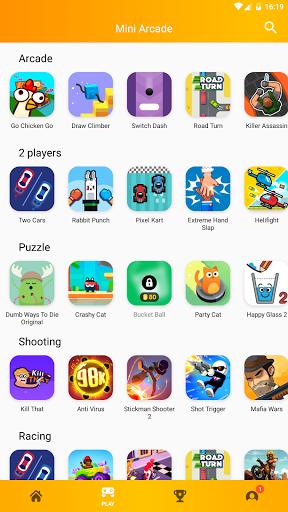 Mini Arcade - Two player games 1.5.2 screenshots 6