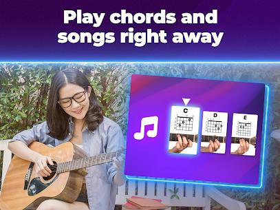 Simply Guitar by JoyTunes MOD APK [Premium] Download 8