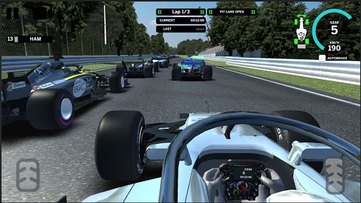Ala Mobile GP - Formula cars racing screenshots 13