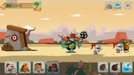 Zombies vs Monsters MOD APK (Unlimited Money) Download 4
