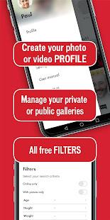 JocK - Gay video dating and gay video chat 25.135 Screenshots 11