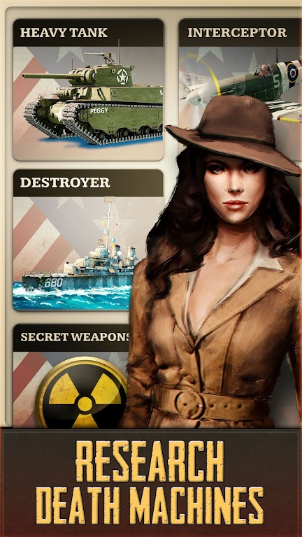 Call of War - WW2 Multiplayer Strategy Game poster 3