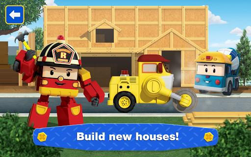 Robocar Poli: Builder! Games for Boys and Girls!  screenshots 20