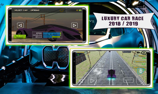 Luxury Car Game : Endless Traffic Race Game 3D 22.0 screenshots 2