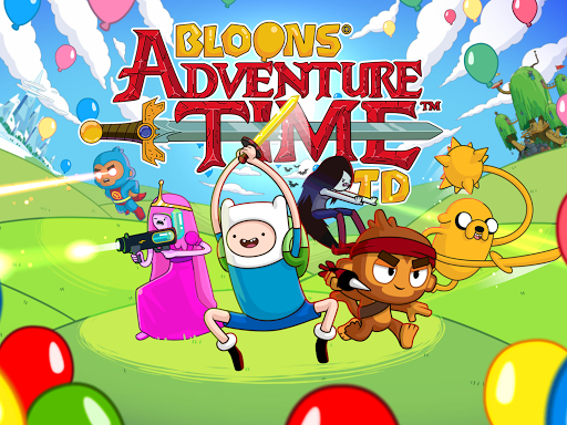 Bloons Adventure Time TD  screenshots 21