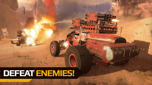 Crossout Mobile - PvP Action 0.8.3.36033 screenshots 5