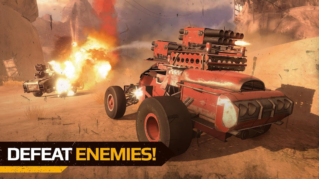 Crossout Mobile - PvP Action  poster 4