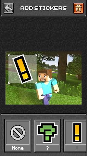Comic Maker for Minecraft 1.16 Screenshots 5