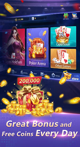 Poker Arena-Texas Hold'em Poker Online 1.4.0 screenshots 1