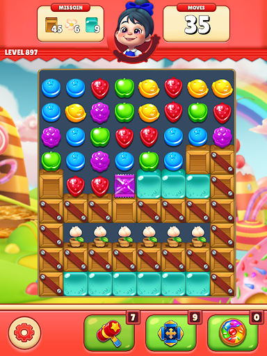 Sugar Hunter: Match 3 Puzzle 1.2.1 Screenshots 22