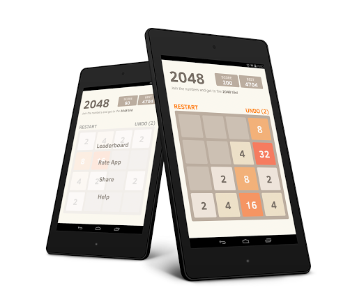2048 Number puzzle game apkmr screenshots 8