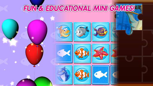 Fishing Game for Kids and Toddlers android2mod screenshots 12