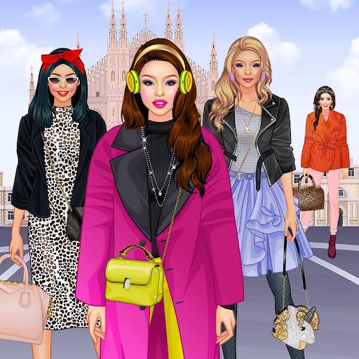Fashion Trip: London, Paris, Milan, New York 1.0.5 screenshots 6