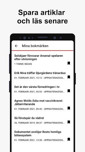 Aftonbladet Nyheter apktram screenshots 7