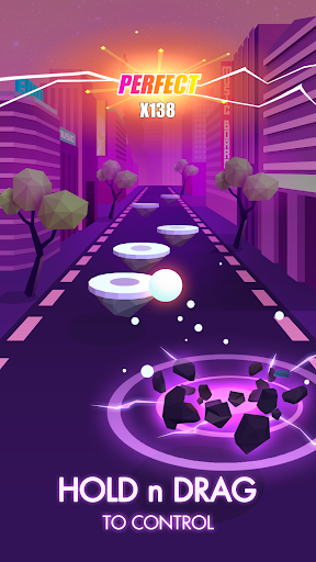 Hop Ball 3D: Dancing Ball on Music Tiles Road screenshots 4