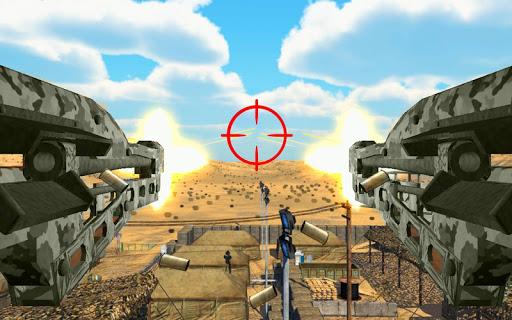 VR Sky Battle War - 360 Shooting  screenshots 1