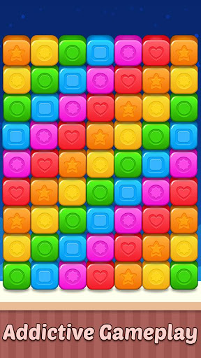 toy crash cube blast : block blasting game screenshot 1