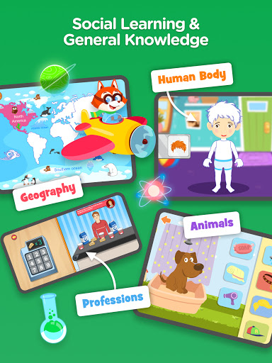 Kiddopia: Preschool Education & ABC Games for Kids  screenshots 13
