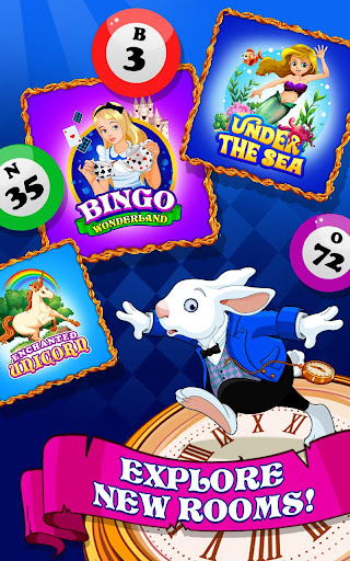 Bingo Wonderland 8.2.0 screenshots 2