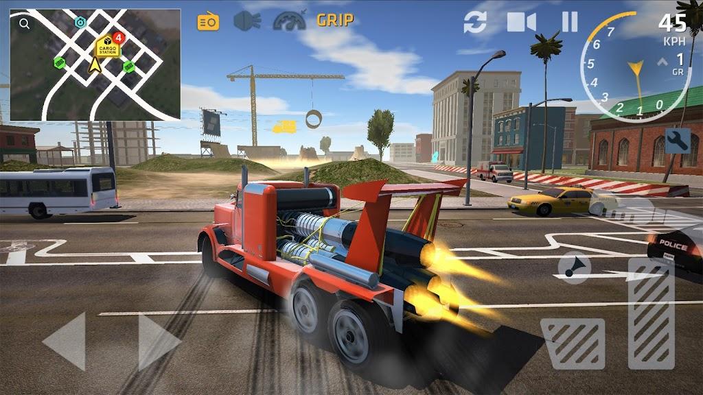 Ultimate Truck Simulator poster 0